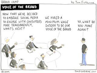 Voice of social media