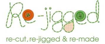 Rejigged logo