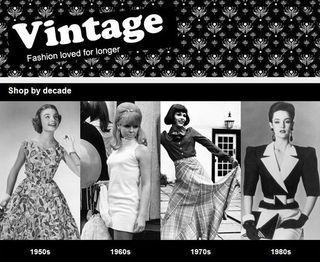 Vintage Oxfam