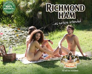 Teasers for our new Richmond Ham commercial