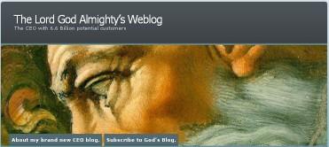 Godsblog